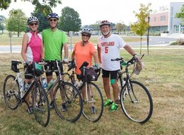 13th Annual Ride for Clean Rivers
