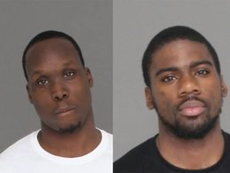 Men charged with fleeing and eluding Police Officers