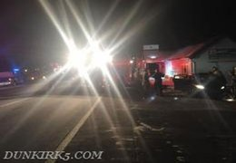 Crash in Owings area injures one