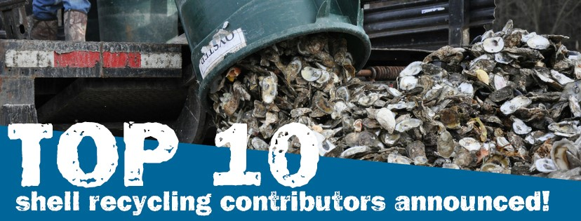 Chesapeake bay celebrates oyster recycling for Jessup fish market