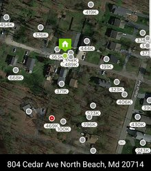Land for sale in North Beach