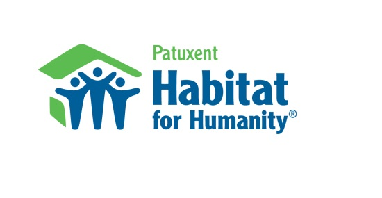 Thank You for Participating in Patuxent Habitat for Humanity's