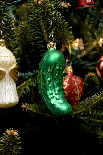 Is there a pickle in your Christmas tree? | thebaynet.com ...