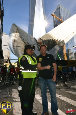 Dr. Lipoff: Bike New York: Cycling for a Cause