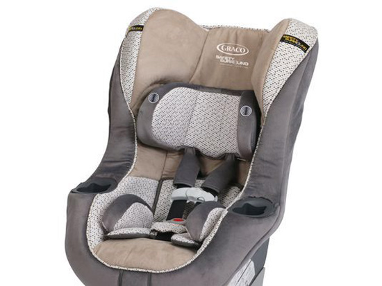 Graco recalls over 25400 child vehicle seats
