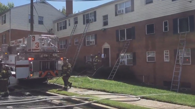 Pregnant Woman Set on Fire in Capitol Heights; Baby Delivered Early